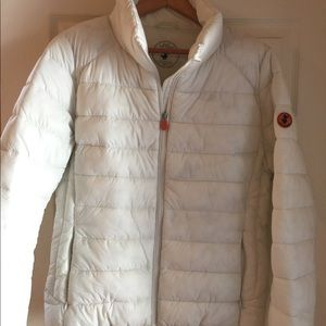 Puffer jacket. Brand -save the duck